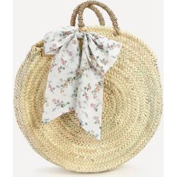 Large Elizabeth Round Basket found on Bargain Bro UK from Liberty.co.uk