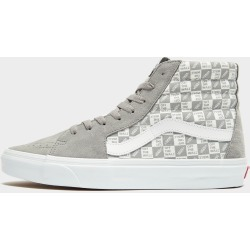 Vans SK8-Hi Off The Wall - Only at JD Australia - Grey/White