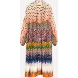 Knitted Maxi Cardigan found on MODAPINS from Liberty.co.uk for USD $1595.96