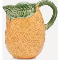 Orange Earthenware Pitcher found on Bargain Bro UK from Liberty.co.uk