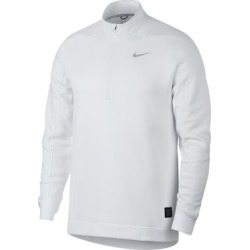 Nike Men's Therma Repel 1/2 Zip Pullover - White 2X found on Bargain Bro India from golftown.com for $64.75