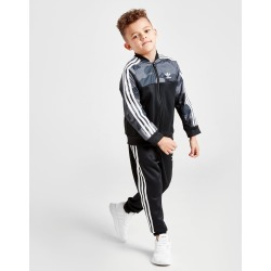 adidas Originals Superstar Tracksuit Children - Only at JD Australia - Grey/Black - Kids