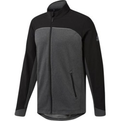 Adidas Men's Go To Jacket - Black/Gray 2X found on Bargain Bro India from golftown.com for $87.61