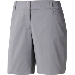 Adidas Women's 7 Inch Solid Short   - Gray 8 found on MODAPINS from golftown.com for USD $55.95