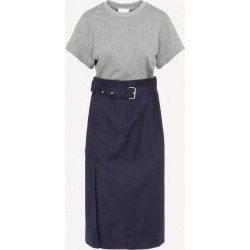 Belted Cargo Dress found on MODAPINS from Liberty.co.uk for USD $220.58