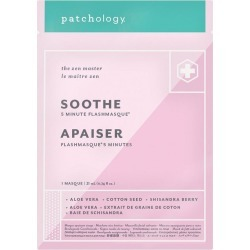 FlashMasque' Soothe 5-Minute Sheet Mask found on Makeup Collection from Liberty.co.uk for GBP 8.32