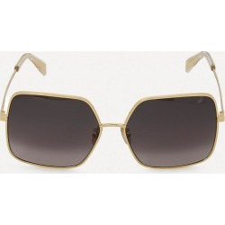 Large Square Metal Frame Sunglasses found on Bargain Bro UK from Liberty.co.uk