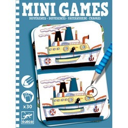 Mini Games Differences Puzzles