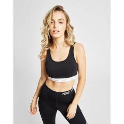 NIKE Nike Classic Women's Medium Support Sports Bra - Black/White - Womens found on MODAPINS from JD Sports Malaysia for USD $44.95
