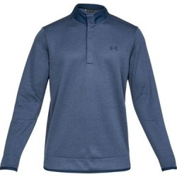 Under Armour Men's Storm SF Heather Snap Mock Pullover - Navy XXL found on Bargain Bro India from golftown.com for $68.56