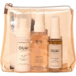 The Easy Ouai Hair Care Travel Kit found on Makeup Collection from Liberty.co.uk for GBP 27.26