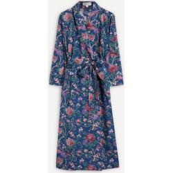 Elysian Paradise Tana Lawn Cotton Long Robe found on Bargain Bro UK from Liberty.co.uk