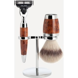STYLO Thuja Silvertip Shaving Set found on Makeup Collection from Liberty.co.uk for GBP 240.14
