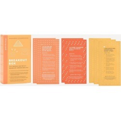 Breakout Box 3-in-1 Acne Treatment Kit found on MODAPINS from Liberty London US for USD $27.00