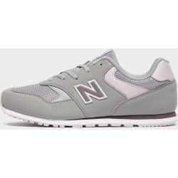 New Balance 393 Junior - Only at JD Australia - Grey/Pink - Kids