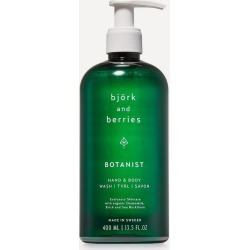 Botanist Hand & Body Wash 400ml found on Makeup Collection from Liberty.co.uk for GBP 30.34