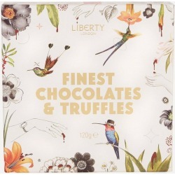 Finest Chocolates And Truffles 120G E found on Bargain Bro UK from Liberty.co.uk