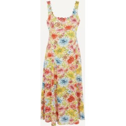 Floral Slip Dress found on MODAPINS from Liberty.co.uk for USD $194.13