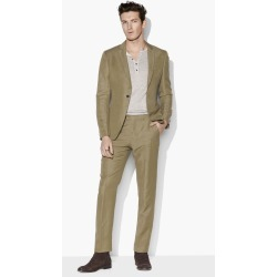 John Varvatos AUSTIN LINEN-BLEND SPORTCOAT found on MODAPINS from john varvatos dynamic for USD $1498.00