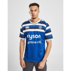 Canterbury Bath 2018/19 Home Players Jersey - Blue/White/Black - Mens