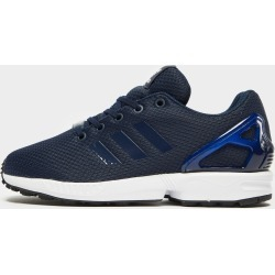 adidas Originals ZX Flux Junior - Only at JD Australia - Navy/White - Kids