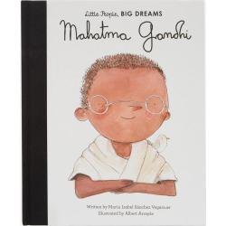 Little People, Big Dreams Mahatma Gandhi found on Bargain Bro UK from Liberty.co.uk