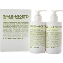 Rum And Lime Hand Wash Set found on Makeup Collection from Liberty.co.uk for GBP 37.07