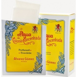 Agua de Colonia Concentrada Refreshing Wipes found on Makeup Collection from Liberty.co.uk for GBP 6.11