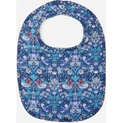 Strawberry Thief Tana Lawn Cotton Bib found on Bargain Bro UK from Liberty.co.uk