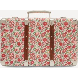 Danjo Tana Lawn' Cotton Wrapped Suitcase found on Bargain Bro UK from Liberty.co.uk