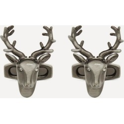 Pursuits Stag Head Cufflinks found on Bargain Bro UK from Liberty.co.uk