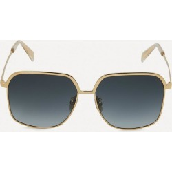 Square Metal Frame Sunglasses found on Bargain Bro UK from Liberty.co.uk