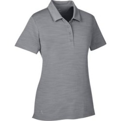 Adidas Women's Ultimate Short Sleeve Polo  - Gray S found on Bargain Bro India from golftown.com for $49.52