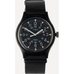 MK1 Aluminium Canvas Strap Watch