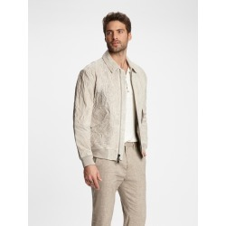 John Varvatos LEATHER FLIGHT JACKET found on MODAPINS from john varvatos dynamic for USD $2298.00