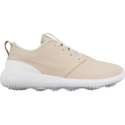 Nike Womens Roshe G Premium Spikeless Golf Shoe - LTBGE - M 6 found on Bargain Bro India from golftown.com for $103.89