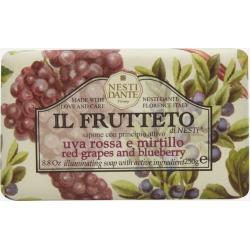 Il Frutteto Red Grapes And Blueberry Soap 250G