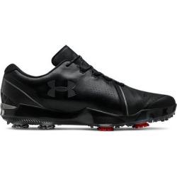 Under Armour Men's Spieth 3 Spiked Golf Shoe - BLACK - M 13