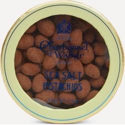 Milk Chocolate Sea Salt Pistachios 335g found on Bargain Bro UK from Liberty.co.uk