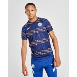 Nike Chelsea FC Pre Match Shirt Junior PRE ORDER - Blue - Kids