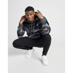 Nike Camo Overhead Hoodie - Only at JD Australia - Black/Grey