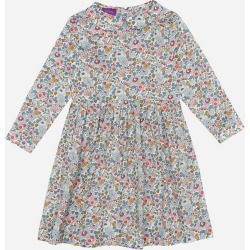 Betsy Long-Sleeve Tana Lawn Cotton Dress 2-10 Years found on Bargain Bro UK from Liberty.co.uk