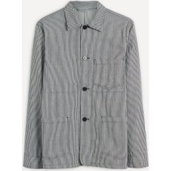 Three Pocket Stripe Chore Jacket found on Bargain Bro UK from Liberty.co.uk