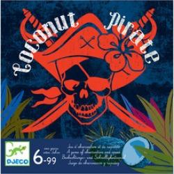 Coconut Pirate Board Game
