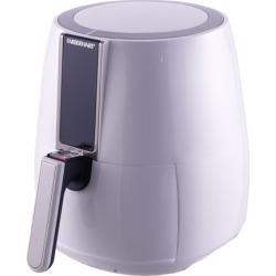 Farberware 3.2-Quart Digital Oil-Less Fryer, White - Walmart.com found on Bargain Bro from  for $38
