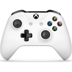 Microsoft Xbox One Wireless Controller, White, TF500002 found on Bargain Bro from  for $54.55