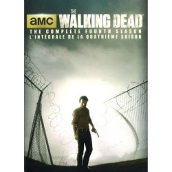 Anchor Bay The Walking Dead: The Complete Fourth Season (Bilingual)