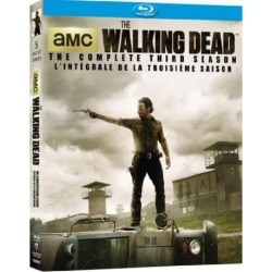 Anchor Bay The Walking Dead: The Complete Third Season (Blu-Ray) (Bilingual)