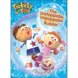 Anchor Bay Tickety Toc: The Unstoppable, Unpoppable Bubble