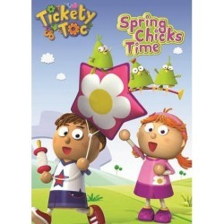 Anchor Bay Tickety Toc: Spring Chicks Time